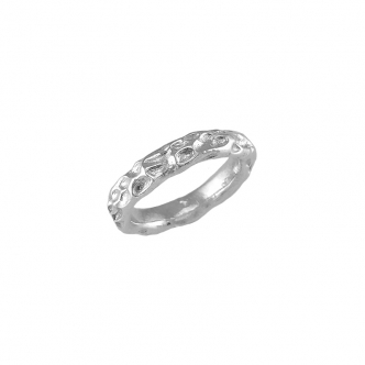 950 Sterling Silber Ring,...