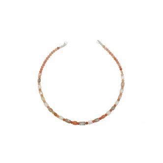 AA Mondstein Halskette