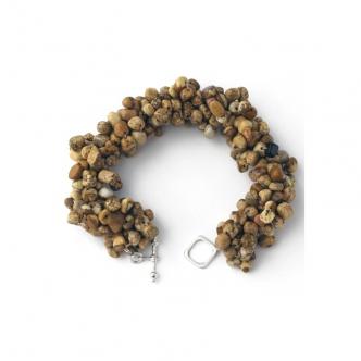 Crochet Bracelet with lots...