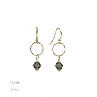 Earrings Gold Filled Rings...