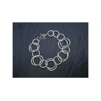 Argentium® Silver Double...