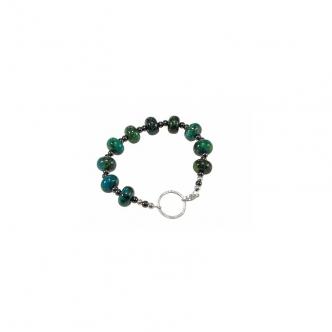 Bracelet Chrysocolla and...