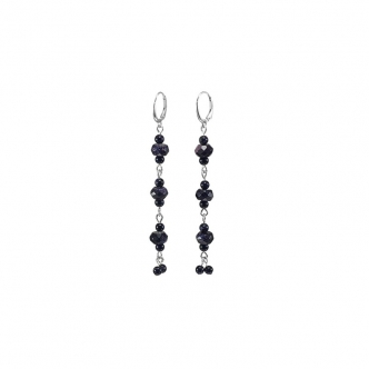 Blue Goldstone and Sterling...