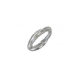 Argentium® Silver Ring 4 in 1