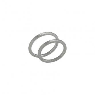 Handgefertigte Eheringe Trauringe Partnerringe  Silber