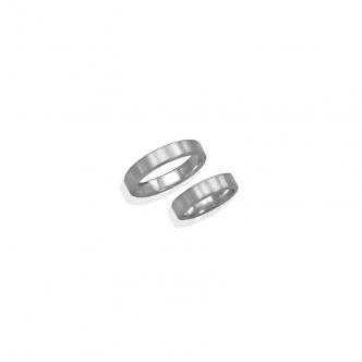 Trauringe Eheringe Partnerringe Sterling Silber 935 Handgefertigt